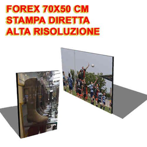 Stampa Forex® 3mm Online al Prezzo Migliore