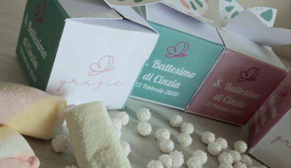 Scatola Confetti Personalizzata 6
