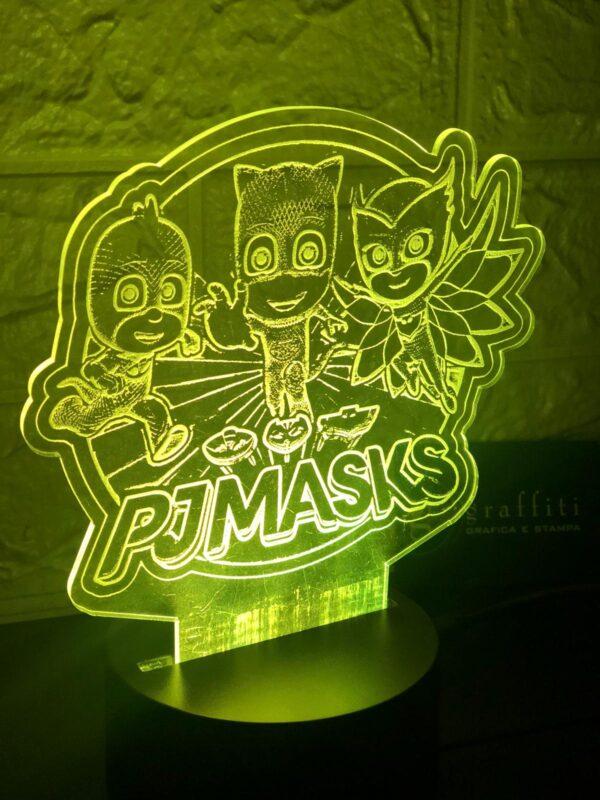 Lampada PJ MASKS LED